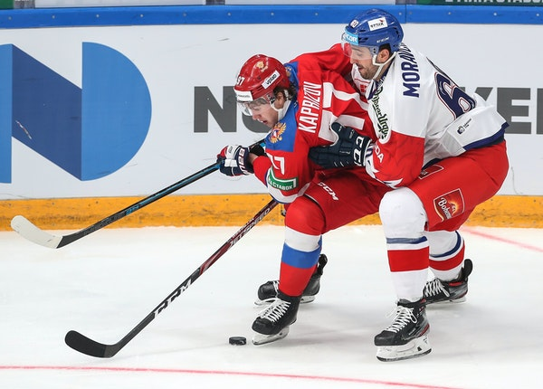 Wild looking to sign Kaprizov, though he'd be ineligible for playoffs