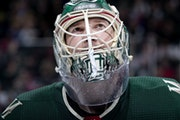 Dubnyk riding out 'ridiculous and crazy' season on ice and off