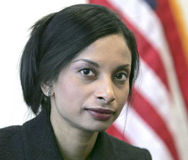 Minnesota's U.S. attorney, Rachel Paulose