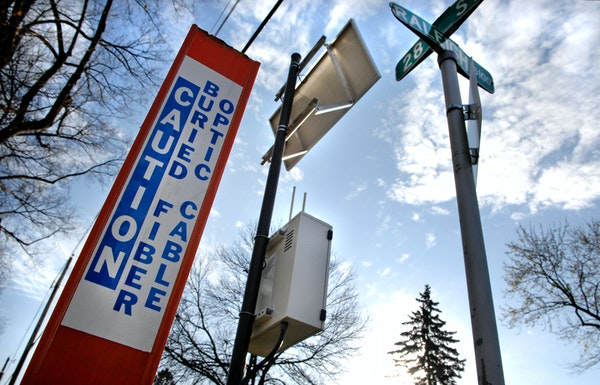The solar-powered Wi-Fi equipment installed in St. Louis Park never worked right.