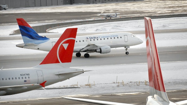 Analysts question whether either airline could thrive on its own and say a consolidated carrier could operate more efficiently.