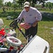 Stolen flowers is one problem at cemeteries. Another is excessive clutter. On Wednesday, manager Dan Kantar of Mound Cemetery in Brooklyn Center made