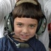"""Samuel Habib, the subject of the movie """"Including Samuel,"""" takes a try at piloting."""