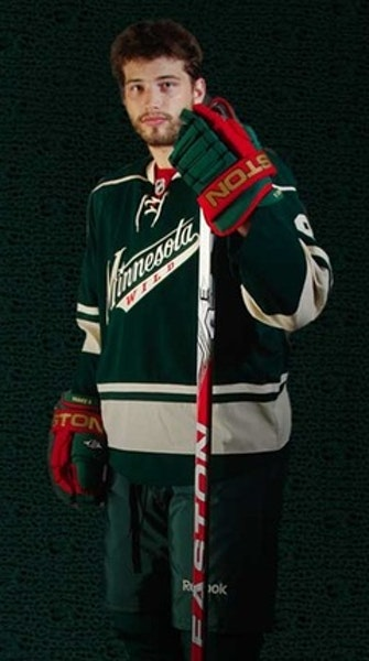 Poll: How do you like the new Wild jersey?