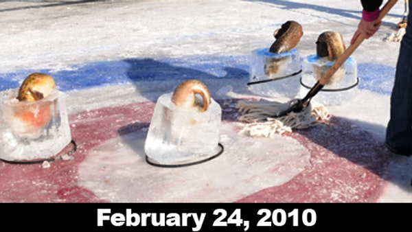 NewsBreak: Curling with eelpout