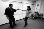 Phoenix High graduates two-step dancer