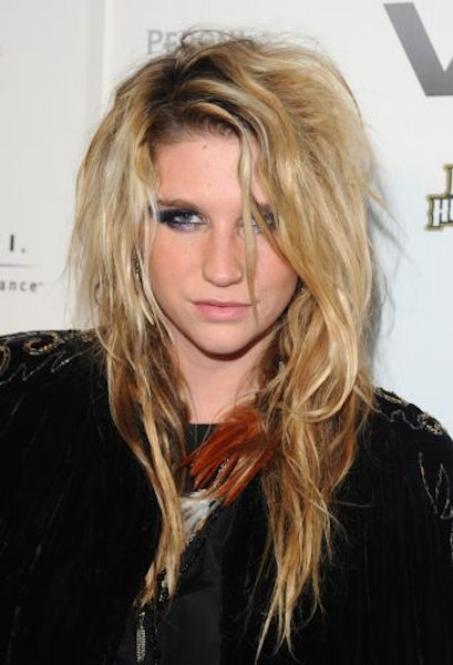 FILE - In this Dec. 8, 2009 file photo, Ke$ha attends the launch party for Vevo, a premium music video and entertainment experience, created by Univer
