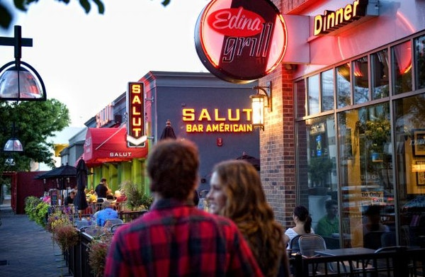 Restaurants are popping up around the 50th and France area in Edina. A former office building location next to Salut will become a Cocina del Barrio.