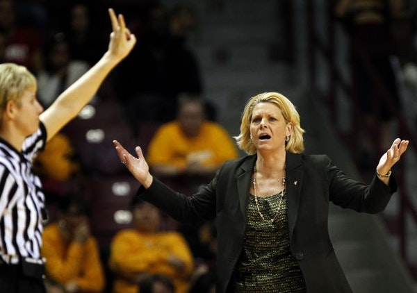 In recent years, Pam Borton has not been able to duplicate the success she had early in her career coaching the Gophers.
