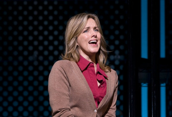 """Alice Ripley stars as the bipolar Diana in """"Next to Normal"""""""