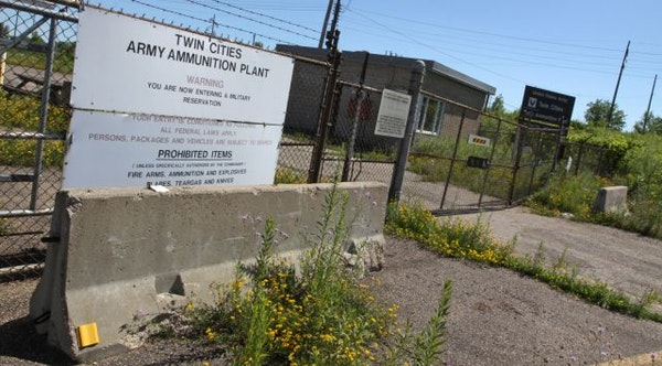 The Twin Cities Army Ammunition Plant.