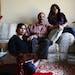 Akshaya Panda, with his wife, Anu Panda, and daughter Apekshya, 15, live in Maple Grove.