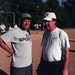 Ray Gavin (left) and John Hannahan (right) survived a lightning strike together at the 1991 U.S. Open at Hazeltine National Golf Club.