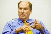 Big Ten Commissioner Jim Delany