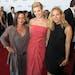 Patricia Arquette, Maggie Grace and Maria Bello.