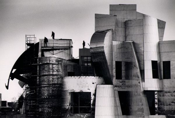 The Frederick R. Weisman Art Museum opened in 1993.