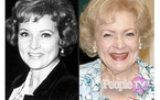 Betty White has aged over the years