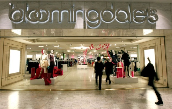 """Officials at the Mall of America say there are """"junior anchors"""" ready to move into the space being vacated by Bloomingdale's."""