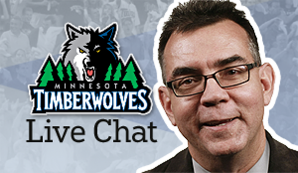 Read the replay: Timberwolves Live Chat with Jerry Zgoda
