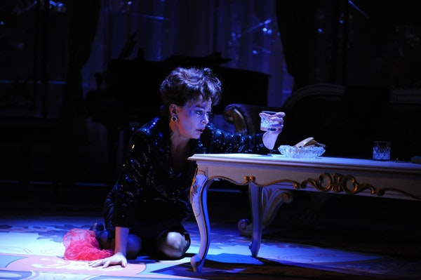 """Tracie Bennett is Judy Garland in the U.S. premiere of """"End of the Rainbow"""" at the Guthrie Theater. The show then moves to Broadway. Bennett, prai"""