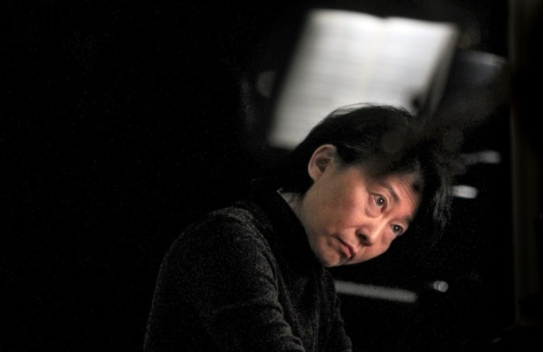 Dr. Karen Ashe is also an accomplished pianist