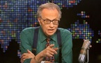 FILE - Larry King