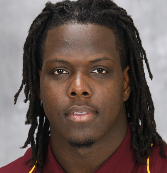 This 2011 photo provided by the University of Minnesota shows college football linebacker Gary Tinsley. Tinsley was found dead in his campus apartment