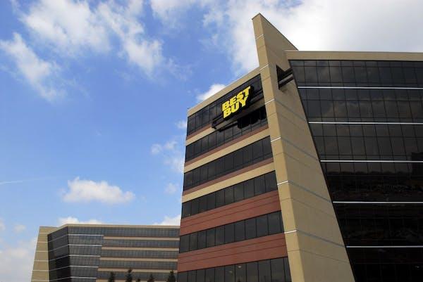 Best Buy headquarters in Richfield.