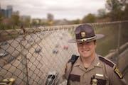 Minnesota State Patrol Trooper Carl Hoffman