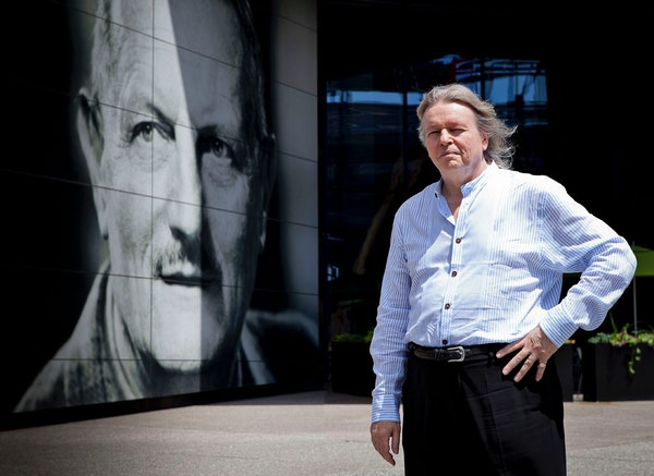 Writer Christopher Hampton will be celebrated in three different productions at the Guthrie in 2012-13.