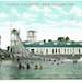 Wildwood Amusement Park postcard