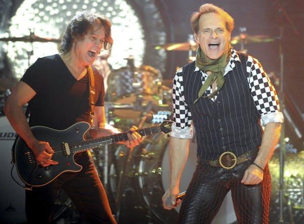 Van Halen tour is off -- but not until June 26