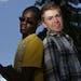 Stephen Browman and Scott Svare are classmates at Burnsville High School.