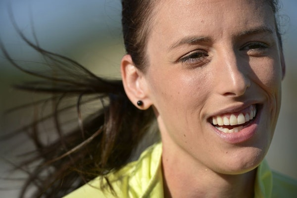 Former Gopher Gabriele Anderson will run Sunday in the finals of the 1,500 meters at the U.S. Olympic trials in Eugene, Ore.