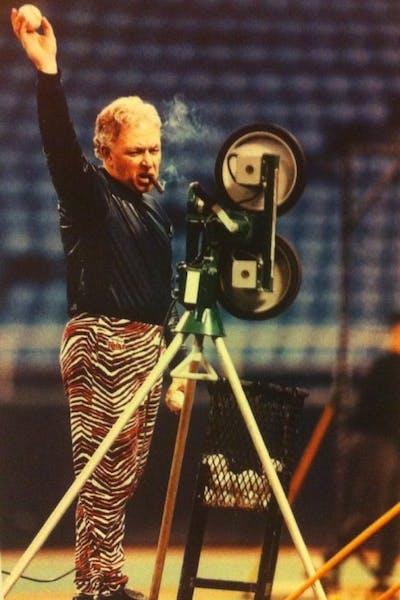 RandBall: Tom Kelly, Zubaz, batting practice and a cigar