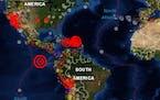 Earthquake mapper
