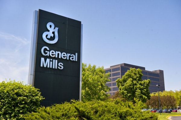 General Mills expects to be able to absorb increases to its input prices for the rest of the fiscal year.