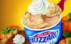 Dairy Queen is suing a company for using the Blizzard brand name.