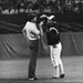 In this Aug. 16, 1979 file photo, Baltimore Orioles manager Earl Weaver argues with third base umpire Steve Palermo.