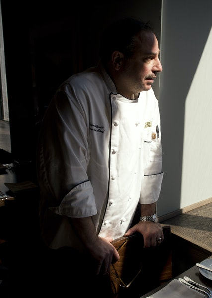 Lenny Russo is the executive chef and co-owner of Heartland Restaurant & Farm Direct Market.