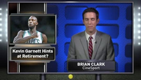 Garnett to play in final All-Star game