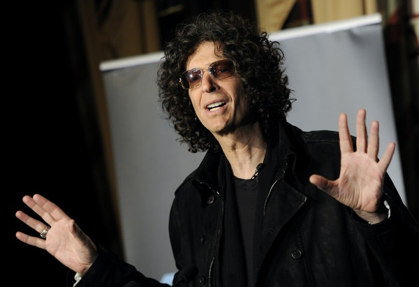 """Howard Stern, shown in 2012. On the batch of recordings from Howard Stern's radio shows aired Saturday by CNN, Trump said he would """"have no proble"""