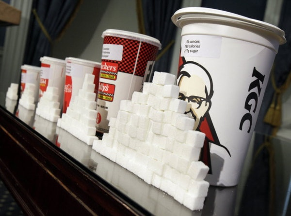 Sugary drinks again strongly tied to obesity