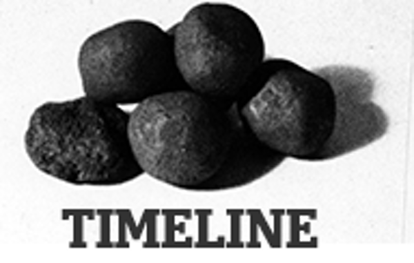 Timeline: 40 years of concern over mining and cancer