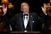 Lou Holtz wrote down 107 things that he wanted to do in his life, then when he achieved them all he wrote 100 more.