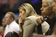 Lynx GM and coach Cheryl Reeve is preparing for the WNBA season.