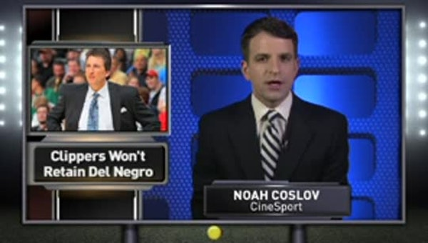 Del Negro out as Clippers head coach