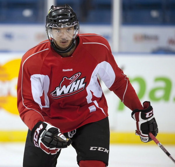 Defenseman Seth Jones is the top-rated North American skater in the draft, but he isn't expected to be selected first.