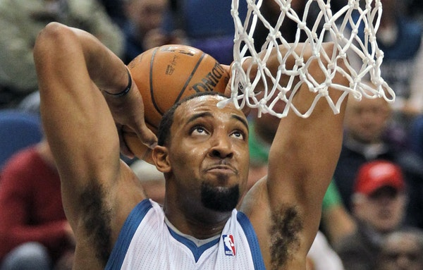 Derrick Williams, the No. 2 overall pick in the NBA draft, never panned out for the Wolves.