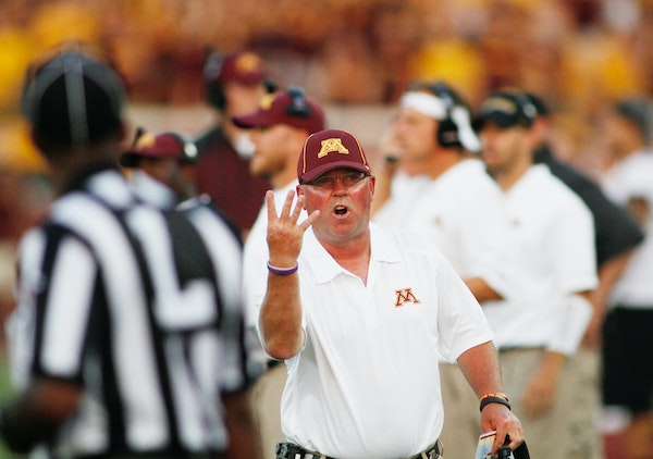 Gophers coach Jerry Kill made his point during his team's 51-23 season-opening victory over UNLV on Thursday night at TCF Bank Stadium.